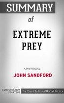 Boek cover Summary of Extreme Prey van Paul Adams