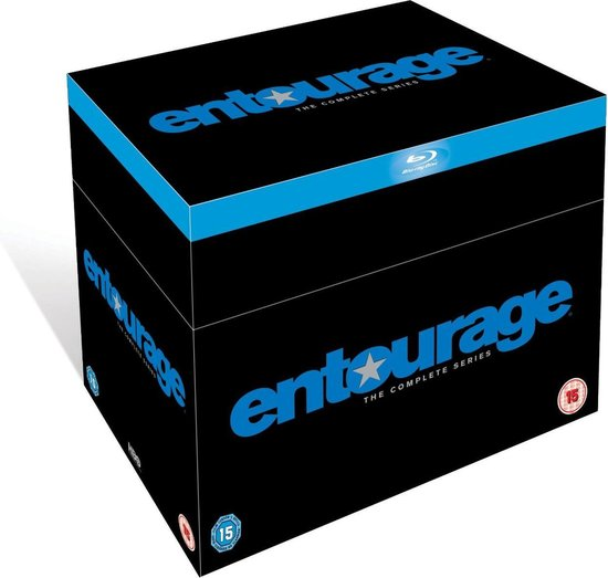 Entourage - Seizoen 1 t/m 8 (Blu-ray) (Import)