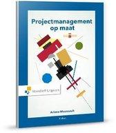 Boek cover Projectmanagement op maat van Ariane Moussault