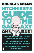Hitchhiker's guide 1 - The hitchhiker's Guide to the Galaxy - omnibus 1