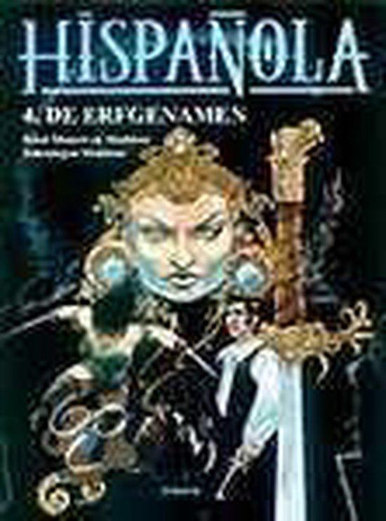 Hispanola 04. de erfgenamen - Mouret   Readingchampions.org.uk