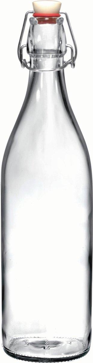 Rocco Bormioli Giara Fles - 1L - Glas