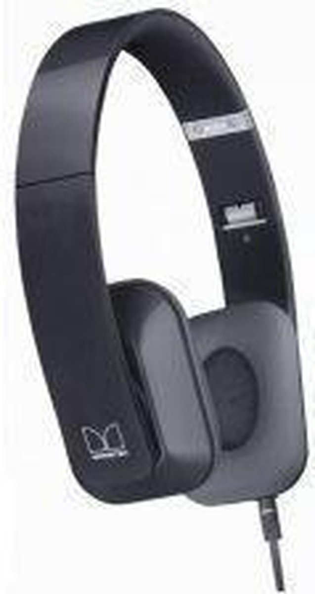 Nokia WH-930 Purity Monster HD on ear headset Black