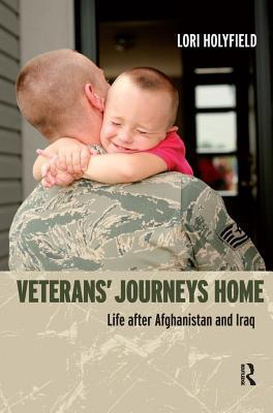 Omslag van Veterans' Journeys Home