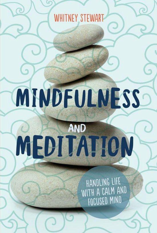 Omslag van Mindfulness and Meditation