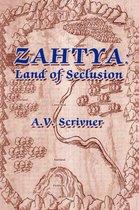 Omslag Zahtya