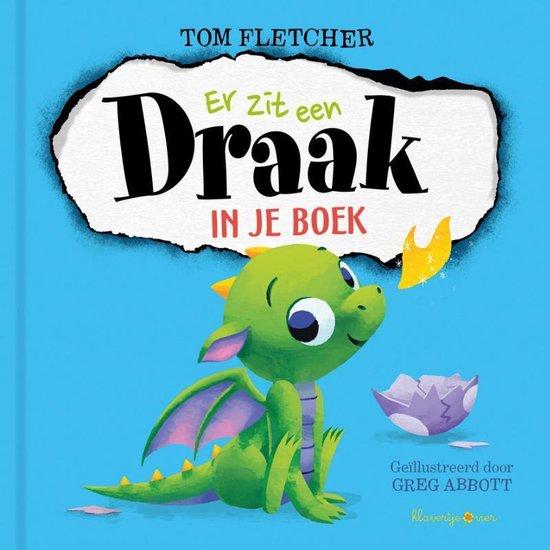 Er zit een draak in je boek 0 -   Er zit een draak in je boek