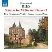 Violin Sonatas, Vol. 3