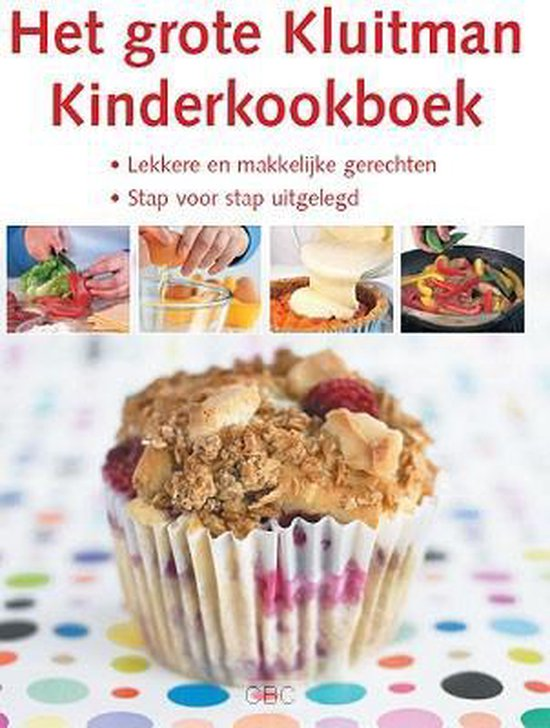 Het grote Kluitman Kinderkookboek - K. Ibbs |