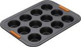 Le Creuset Pâtiliss Bakvorm - Voor 12 muffins - Ø 34 cm