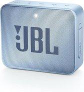 JBL Go 2 Lichtblauw - Draagbare Bluetooth Mini Speaker