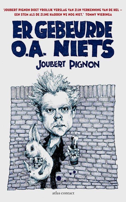 Er gebeurde o.a. niets - Joubert Pignon |