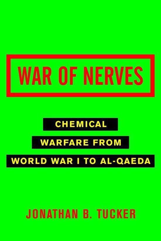 Boek cover War of Nerves van Sheila Scott (Onbekend)