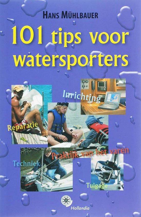 Cover van het boek '101 tips voor de watersporter' van H. Mühlbauer