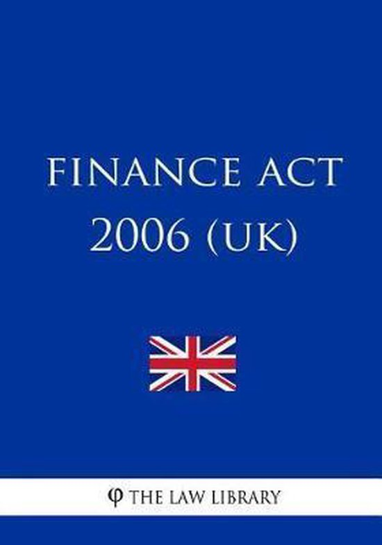 Finance Act 2006 (UK)