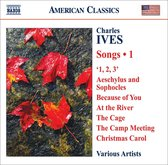 Ives: Songs Vol. 1