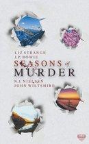 Omslag Seasons of Murder
