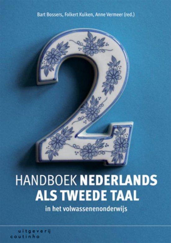 Boek cover Handboek - Handboek Nederlands als tweede taal in het volwassenenonderwijs van Bart Bossers (Paperback)