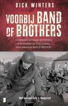 Boek cover Voorbij Band of Brothers van Dick Winters