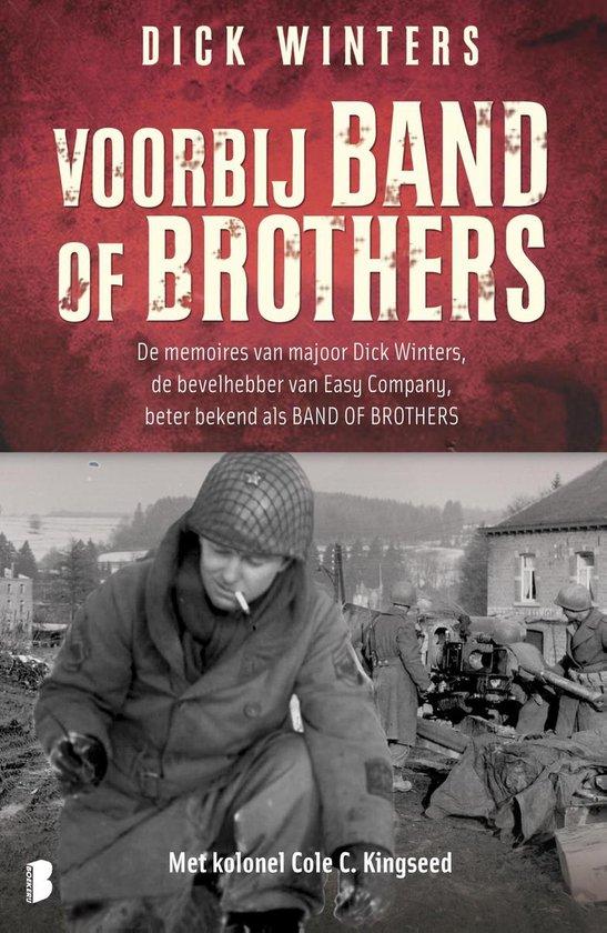 Boek cover Voorbij Band of Brothers van Dick Winters (Onbekend)