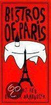 Boek cover Bistros of Paris van Robert Hamburger