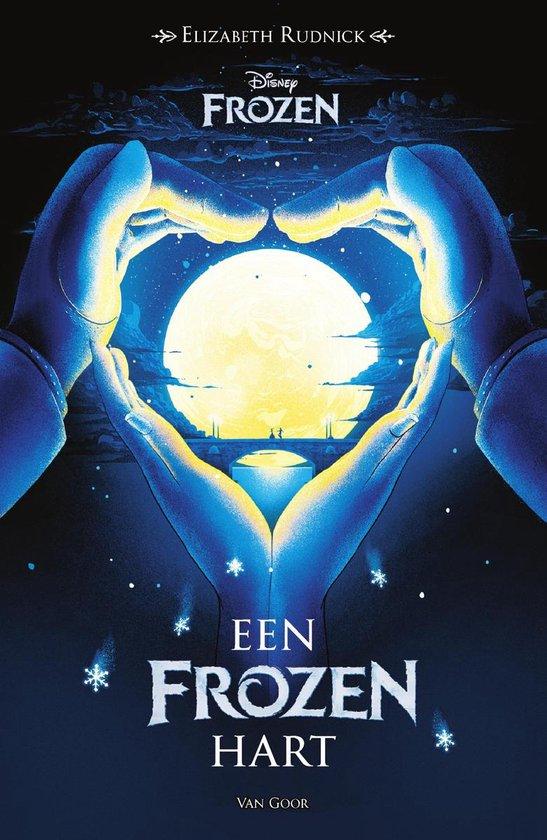 Boek cover Een frozen hart van Elizabeth Rudnick (Paperback)