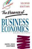 Boek cover Essence of Business Economics van Joseph G. Nellis