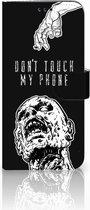 Samsung Galaxy S9 Plus Bookcase Hoesje Zombie