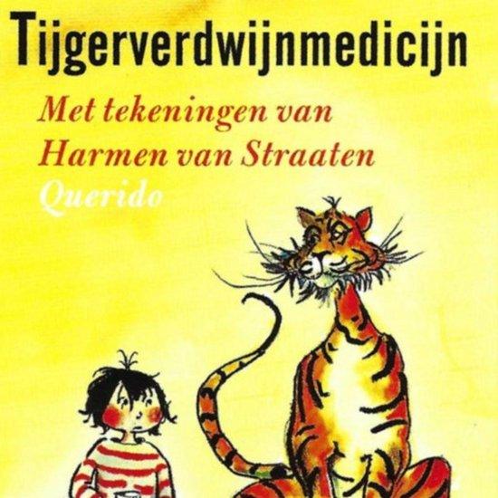 Boek cover Tijgerverdwijnmedicijn van Pauline Michgelsen (Onbekend)