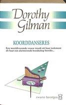 Boek cover Koorddanseres van Dorothy Gilman