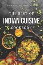 The Best of Indian Cuisine Cookbook