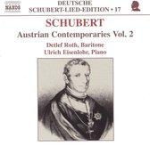Schubert:Austrian Contemporari