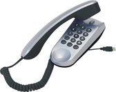 Perfectone USB - VoIP telefoon - ZilverGrijs