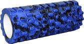Foam Roller Focus Fitness - 33 cm - Blauw