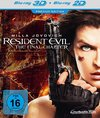 Resident Evil: The Final Chapter (3D & 2D Blu-ray)