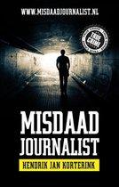 Misdaadjournalist Hendrik Jan Korterink