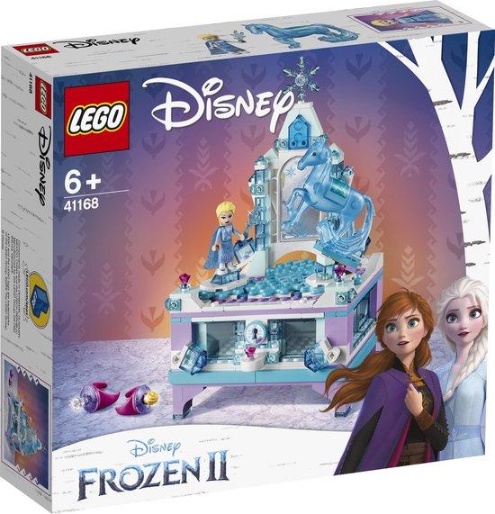Lego 6251060 Lego Disney Frozen Lego Disney Frozen Elsa'S Sieradendooscreatie – 41168, Multicolor