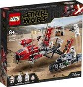 LEGO Star Wars Pasaana Speederachtervolging - 75250