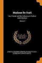 Madame de Sta l