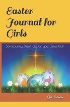 Easter Journal for Girls