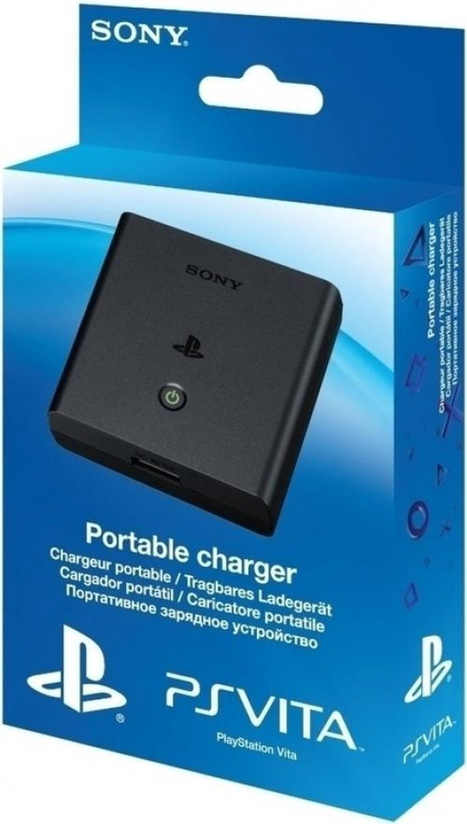 Portable Battery Charger - Sony
