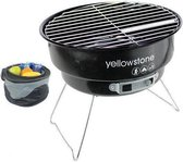 YELLOWSTONE - Folding BBQ with Cooler Bag