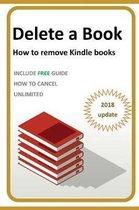 Delete a Book - How to Remove Kindle Books