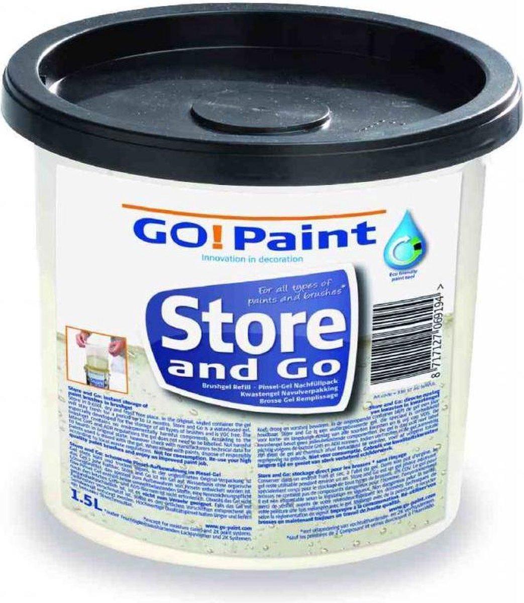 Store and Go Gel - Merkloos