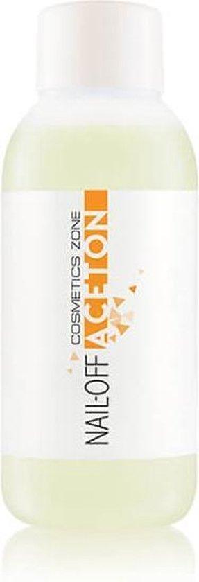 Cosmetics Zone Cosmetische Aceton 150ml.