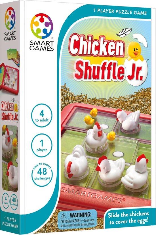 Chicken Shuffle Jr (48 opdrachten)