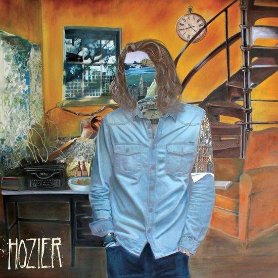 CD cover van Hozier (Deluxe Edition) van Hozier
