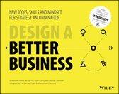 Boek cover Design a Better Business van Justin Lokitz