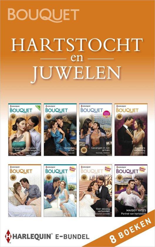 Bouquet 1 - Hartstocht en juwelen (8-in-1) - Maya Blake pdf epub