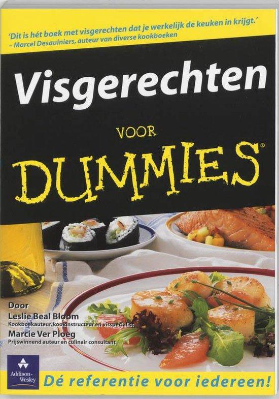 Visgerechten Voor Dummies - L. Bloom pdf epub